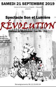 SPECTACLE SON & LUMIÈRE RÉVOLUTION @ Château de Montmuran