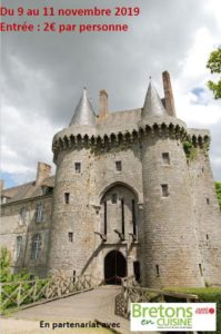 1er MARCHÉ GASTRONOMIQUE DE PROXIMITÉ @ Chateau Montmuran